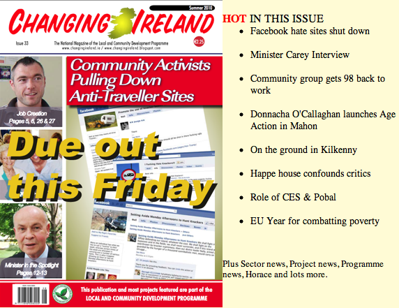 Our summer edition – out on Friday, Aug 13th