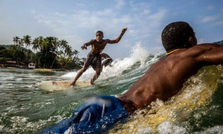 SIERRA LEONE: Surfing and Community Development