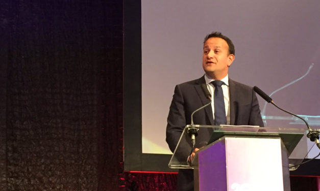 Pobal conference: Varadkar responds to criticisms from the floor