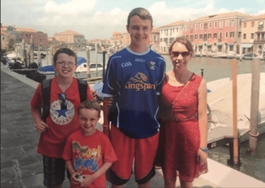 Family of late Clodagh Hawe launch fund for Women's Aid