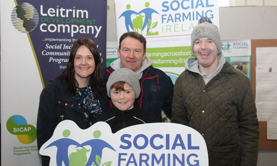 Social farming: Gaining experience in the field
