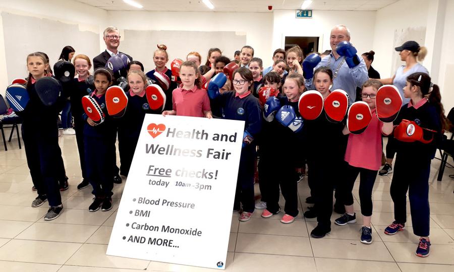 The magic formula: Castleblayney delivers 'knockout' health fair