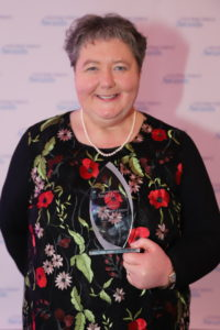 Health and Disability winner Marry Arrigan-Langan