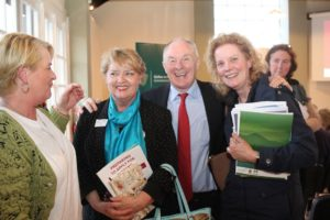 Minister Ring pictured at Ballina event