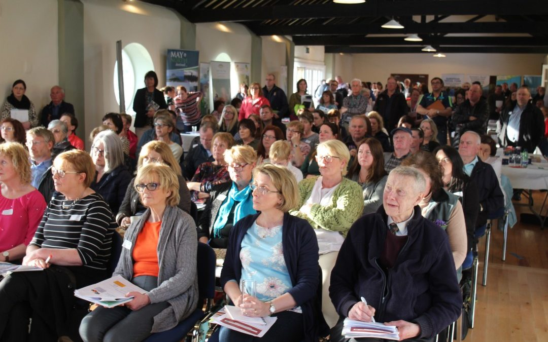 Helping Hands: Communities out in force for funding advice