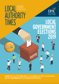 Local Authority Times cover