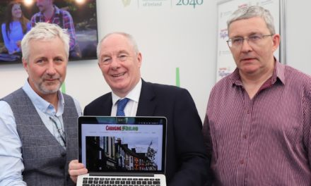 New-look ChangingIreland.ie launched by Minister Michael Ring