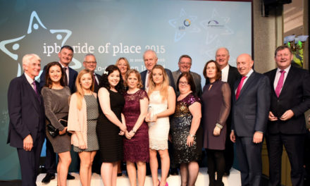 Who were the winners at the 2018 Pride of Place Awards?
