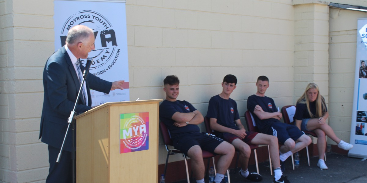 3 people who had life-changing experiences with Moyross Youth Academy