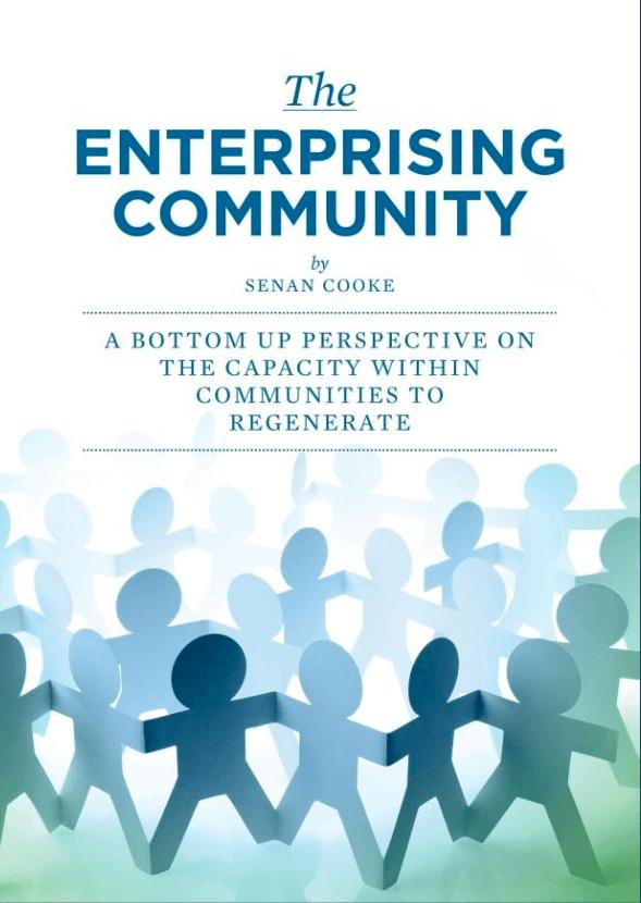 The Enterprising Community cover
