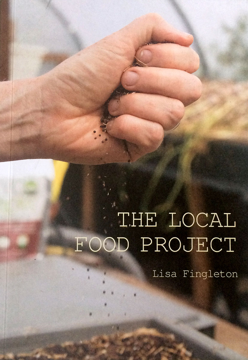 Cover of The Local Food Project, Lisa Fingleton