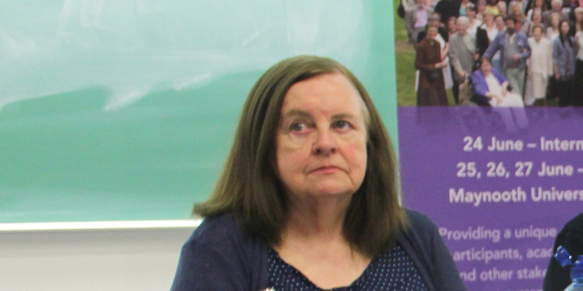 Bernadette McAliskey rings alarm bells for community development