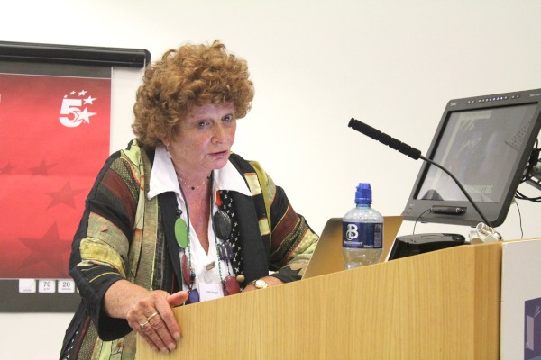Lynne Segal in Maynooth