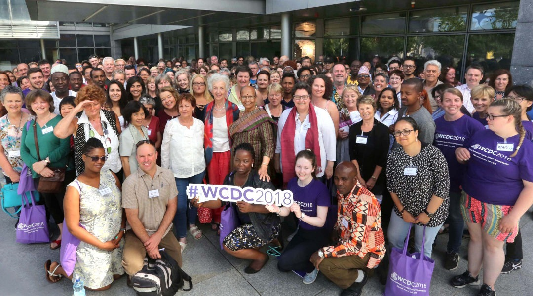 WCDC 2018: Grassroots energy gives voice to the voiceless