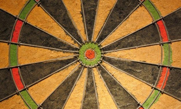 WCDC: Bernadette on target, but Jim hits the bullseye