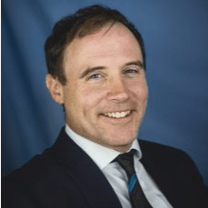 Kevin McCarthy, Department of Rural and Community Development secretary general