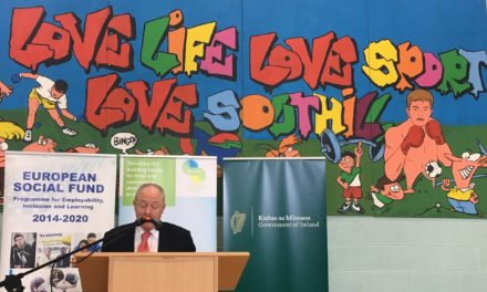 Minister Ring launches 5-year anti-poverty programme