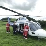 Meet Ireland's airborne community medics
