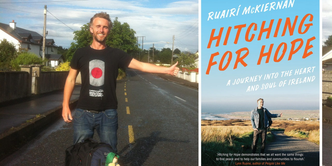 Ruairi's serendipitous timing in offering communities hope