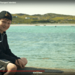 Islanders film life on one of Ireland's few Covid-free spots