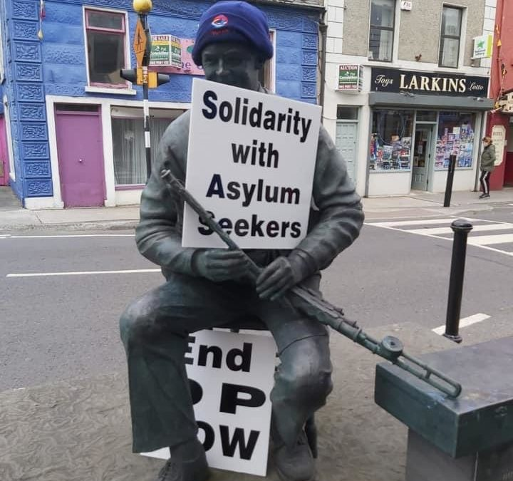 No sanctuary in West Clare: Why peace-loving  people turn to activism