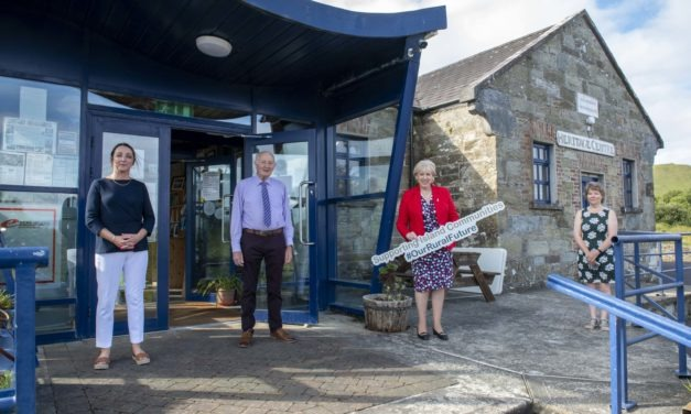 Remote Working: Humphreys attends cabinet meeting by logging on from Bere Island