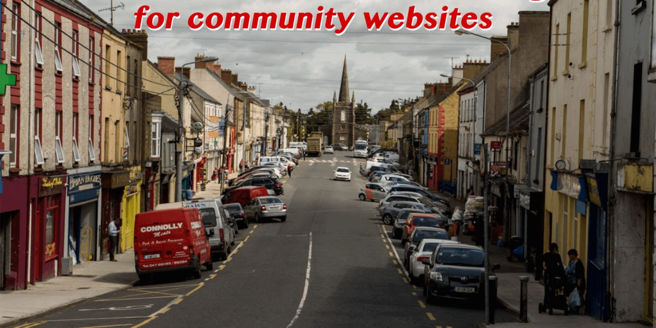 Humphreys urges other towns to follow Cootehill's example
