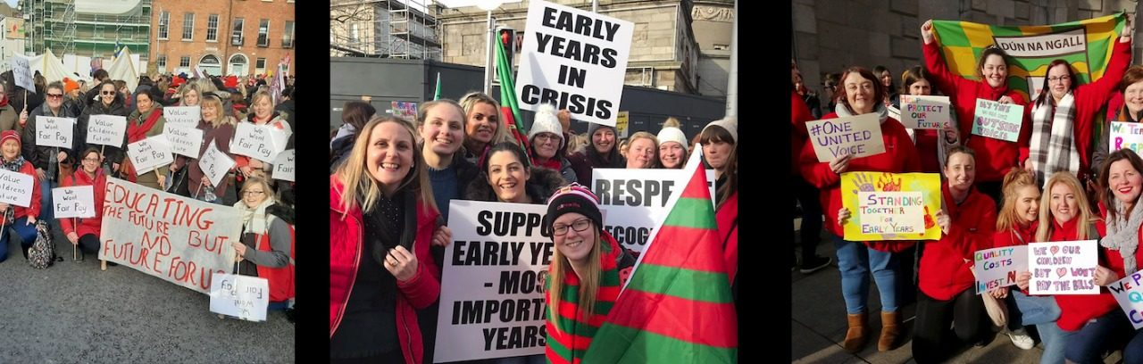 Childcare low-pay warning as ministers meet operators in Fingal