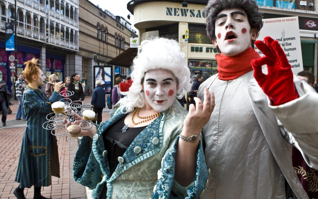 Hope is focus of Dublin Arts & Human Rights Festival (Oct. 15-24)