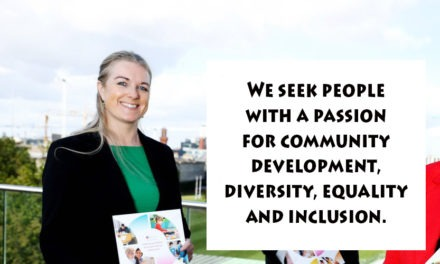 Pobal chair Rosarii Mannion calls on development workers to join board